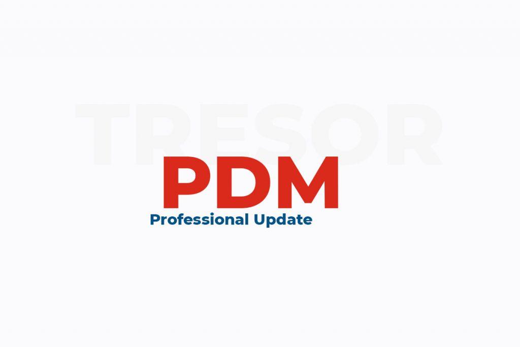 PDM Tresor Professional Update