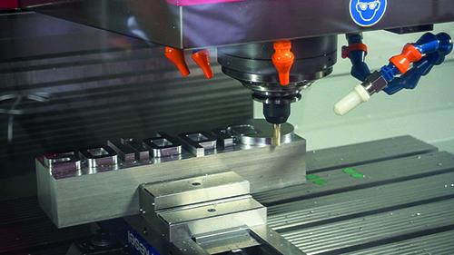 Solidpro Logo in der Maschine